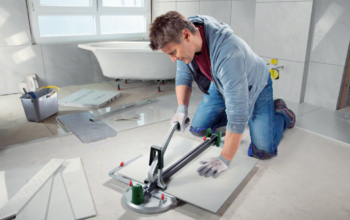 How To Cut Thick Floor Tiles
