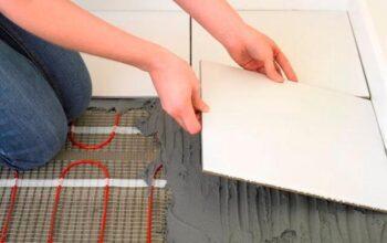 Tiling Over Underfloor Heating